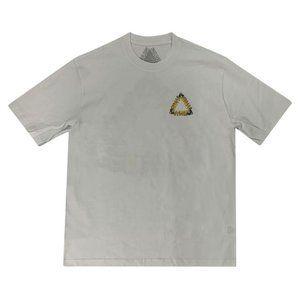 Palace Tri-Pumping T-Shirt-White